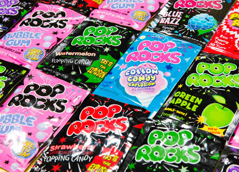 Image result for pop rocks